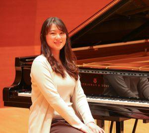田中 咲絵 62期 ピアノ科卒