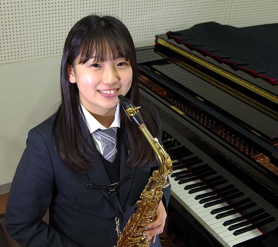 京都堀川音楽高校 生徒の画像