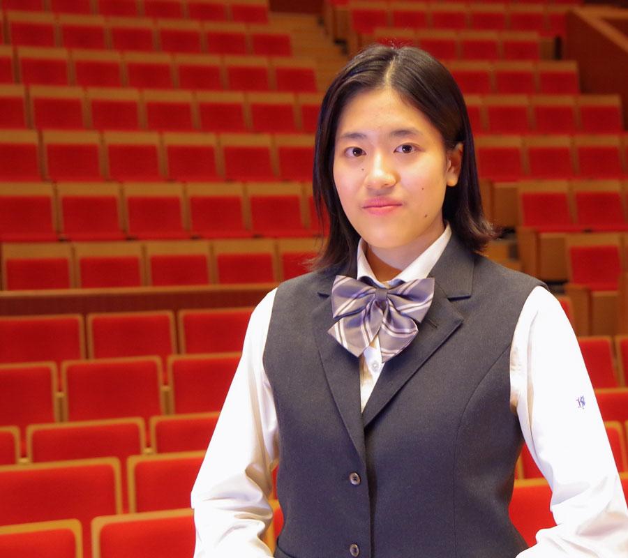 京都堀川音楽高等学校 生徒の画像